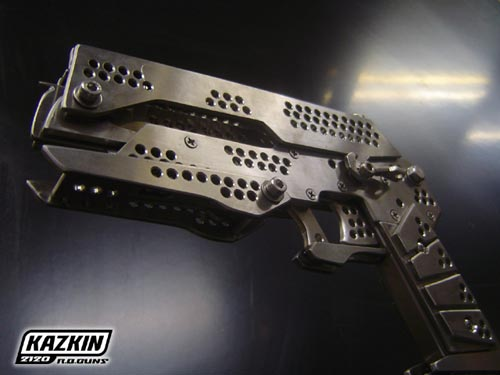 Silver Wolf rubber band gun