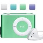 Refurbished iPod shuffle