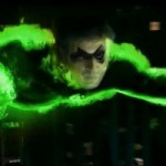 Green Lantern starring Nathan Fillion