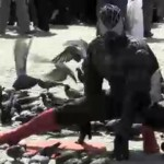Spiderman vs. Pigeons