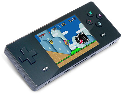 Pocket Retro Game Emulator