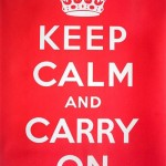 Keep Calm and Carry On - GelaSkins