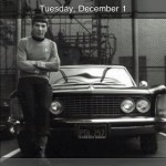 Leonard Nimoy wallpaper