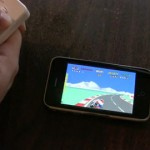 Wii Remote to control MAME on iPhone